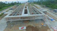 Proses Pembangunan PLBN Skouw