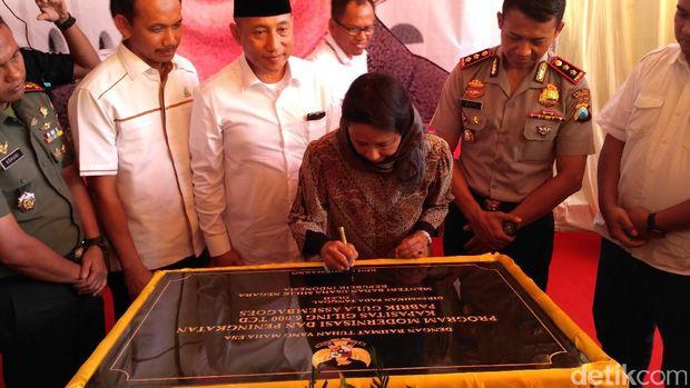 Rini revitalisasi pabrik gula di Situbondo-Jawa Timur