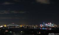 Seluruh Kota Sydney kelihatan (Fitraya/detikTravel)