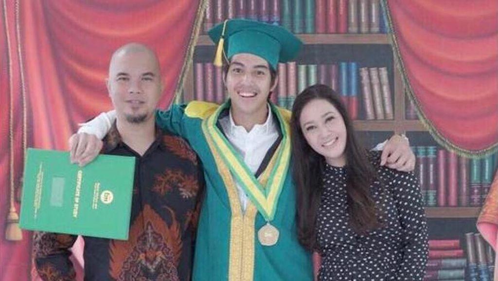 Ahmad Dhani Jual Rumah Demi Prabowo, El Rumi: Itu Hoax