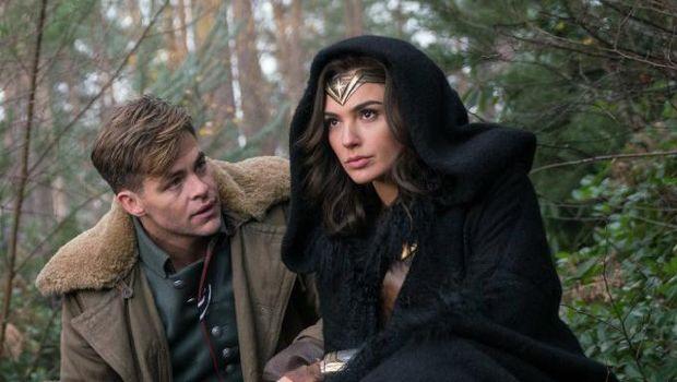 Terungkap Steve Trevor Bisa Kembali di 'Wonder Woman 1984'