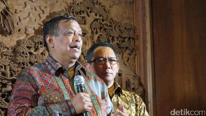 Ketua Tim Pengarah Rumah Partisipasi Anies-Sandi, Djoko Santoso