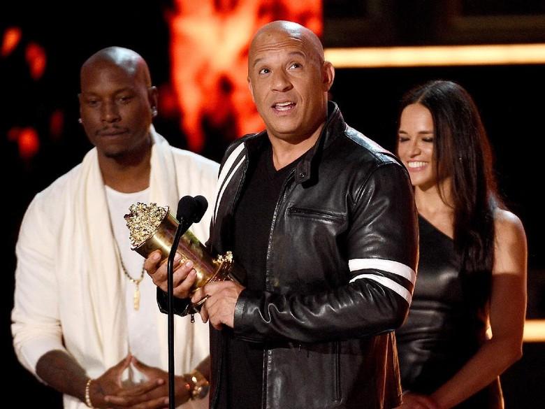 Vin Diesel Dikonfirmasi Bintangi Film Bloodshot