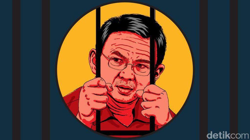 Ini Alasan Ahok Baru Ajukan PK Setelah Ditahan 9 Bulan