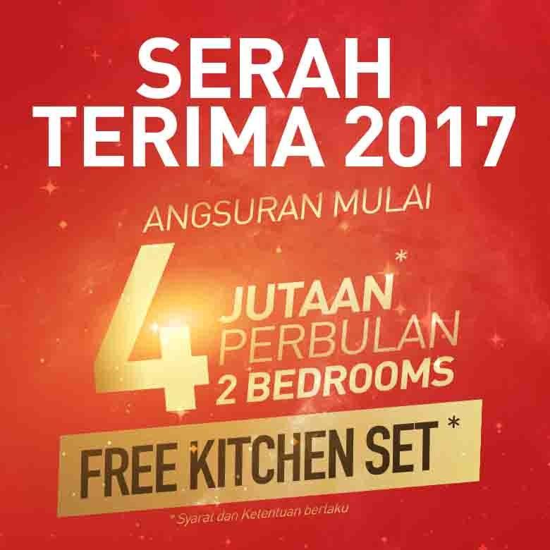 Hunian di Jakarta Rp 4 Jutaan Per Bulan