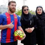 Ini Dia Reza Parastesh, Lionel Messi KW dari Iran Si Penipu Wanita