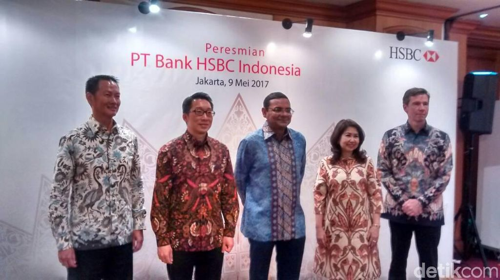 Setelah Ganti Nama, Ini Segmen yang Dibidik HSBC Indonesia