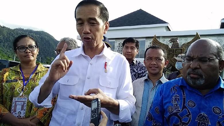 Jokowi: Berorganisasi Dijamin Konstitusi tapi Harus Sesuai Pancasila