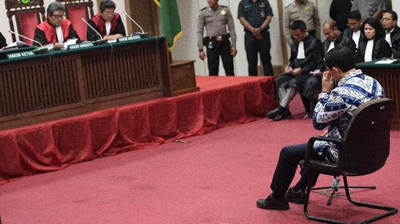 Ahok Divonis 2 Tahun, Hakim: Ini Murni Pidana, Bukan Pilkada