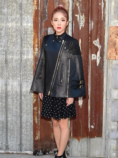 Sandara Park. Foto: Getty Images