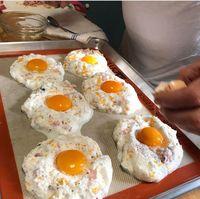 Selamat Pagi! Ini 'Cloud Eggs' yang Sedang Jadi Tren Sarapan Netizen