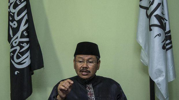 Eks HTI Kritik Klaim Banser Bakar Bendera demi Jaga Tauhid