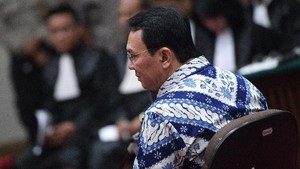 Tim Kuasa Hukum Ahok Bahas Rencana Ajukan PK ke MA