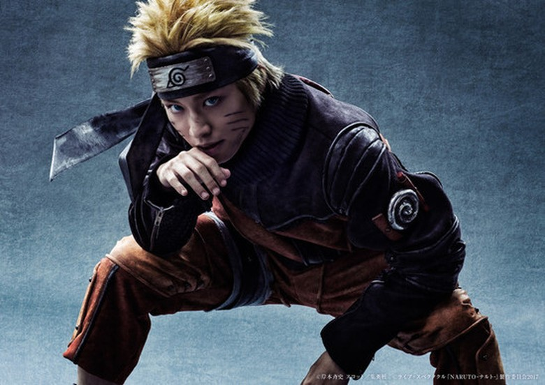 Ini Dia Pemeran Uzumaki Naruto Versi Panggung Musikal