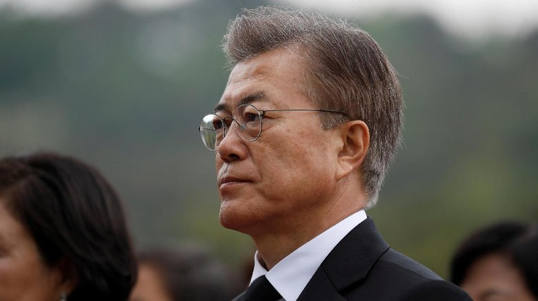 Menangi Pilpres, Moon Jae-In Segera Dilantik Jadi Presiden Korsel
