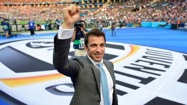 Del Piero: Ronaldo dan Juventus Perkawinan Sempurna