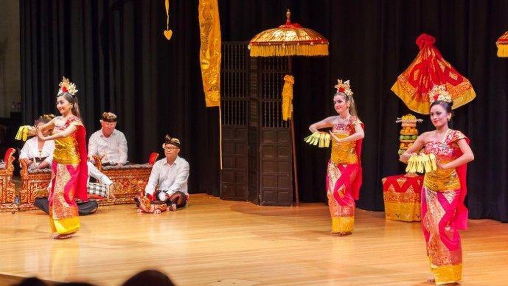 Gamelan Gong Kebyar Bali Ditampilkan di Australia