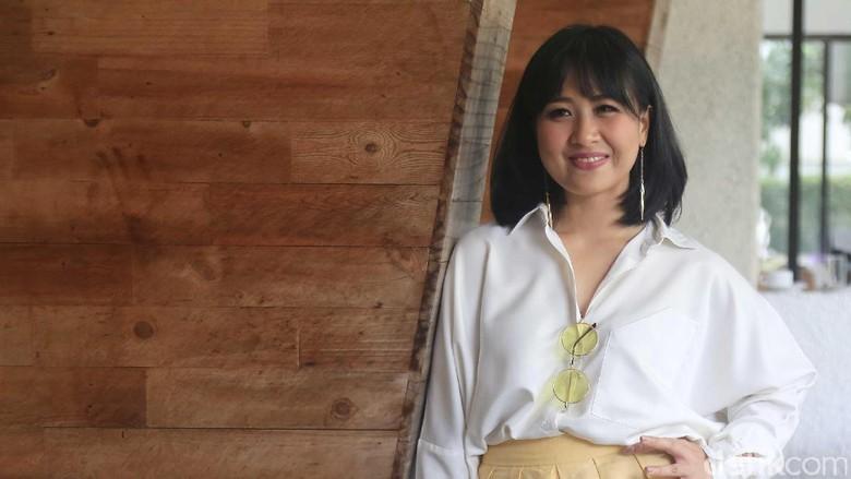 Astrid Ungkap Rahasia Langgeng Berumah Tangga/Foto: Ismail/detikHOT