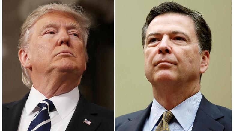 Mantan Bos FBI: Trump Secara Moral Tak Pantas Jadi Presiden AS