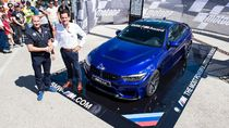 Hadiah BMW M4 CS Menanti untuk Juara MotoGP