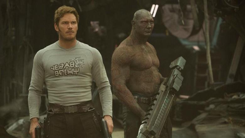 James Gunn Dipecat, Chris Pratt: GOTG di Posisi yang Rumit