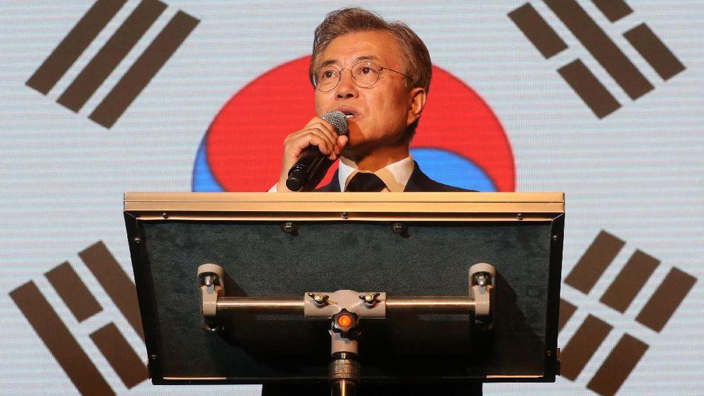 Jepang Ngeyel, Ini Rencana Presiden Korsel