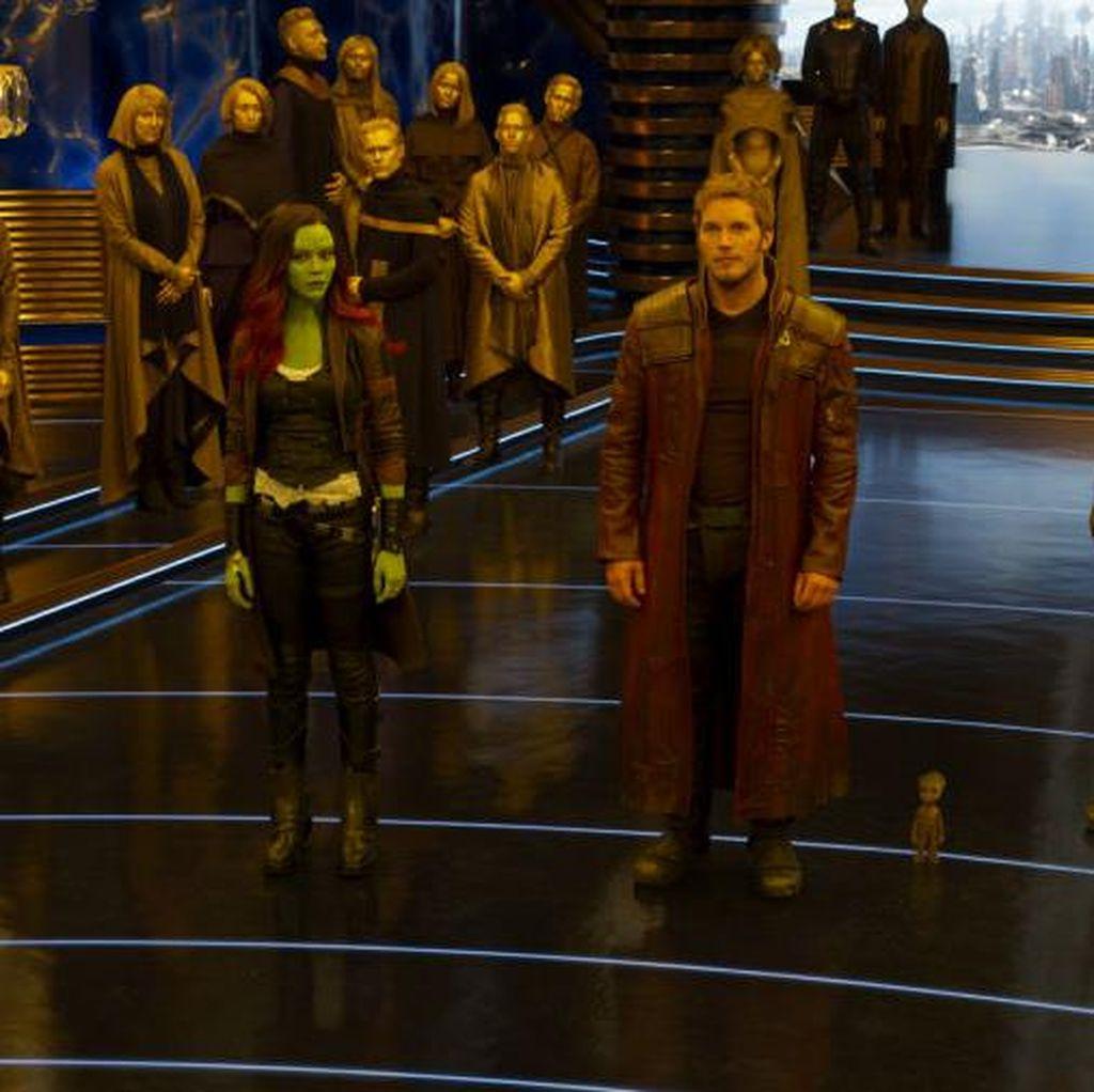 Sekuel Guardians of The Galaxy 3 Berlatar setelah Avengers 4