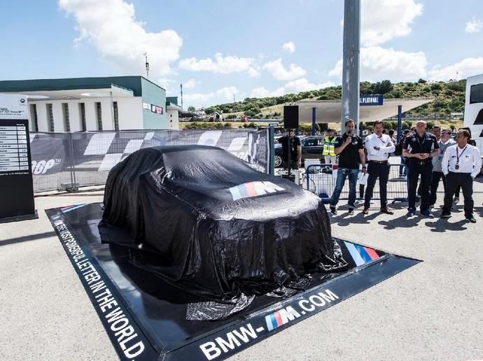 BMW M4 CS untuk Juara MotoGP