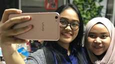Vivo V5s Andal untuk Selfie dan Produktivitas