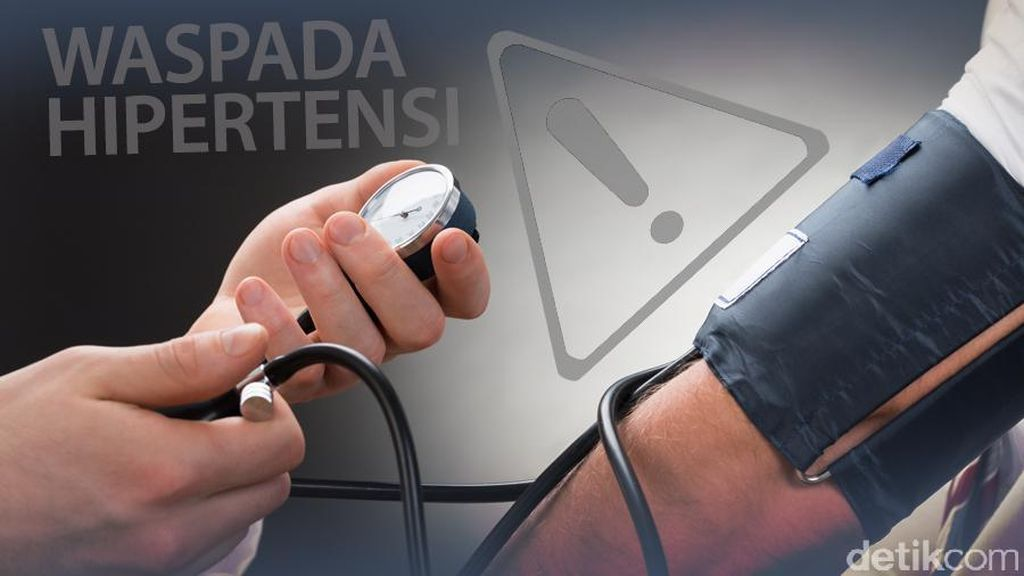 Semester I 2018, Hipertensi Jadi Penyakit Paling Banyak Dialami Penduduk RI