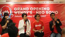 Kini Kelezatan Ayam Goreng dan Burger Wendys Bisa Dinikmati di Neo Soho