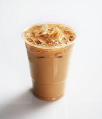 Es kopi susu yang populer di Jakarta.
