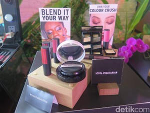 The Body Shop Rilis Make-up Edisi Terbatas Kolaborasi dengan Cinta Laura