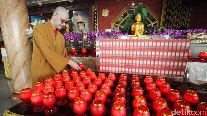 Vihara Avalokitesvara (Lamhot Aritonang/detikcom)