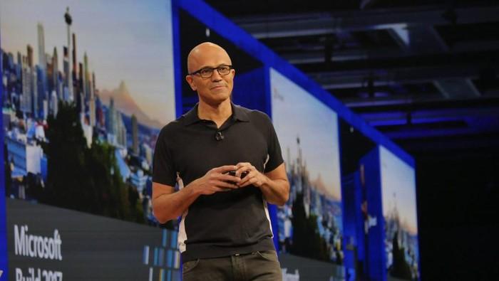 CEO Microsoft Satya Nadella Foto: Microsoft