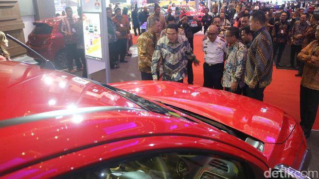 Pembukaan GIIAS Makassar