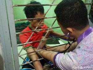 Remaja Bandung Dikurung 7 Tahun, Dokter: Yusuf Gangguan Mental