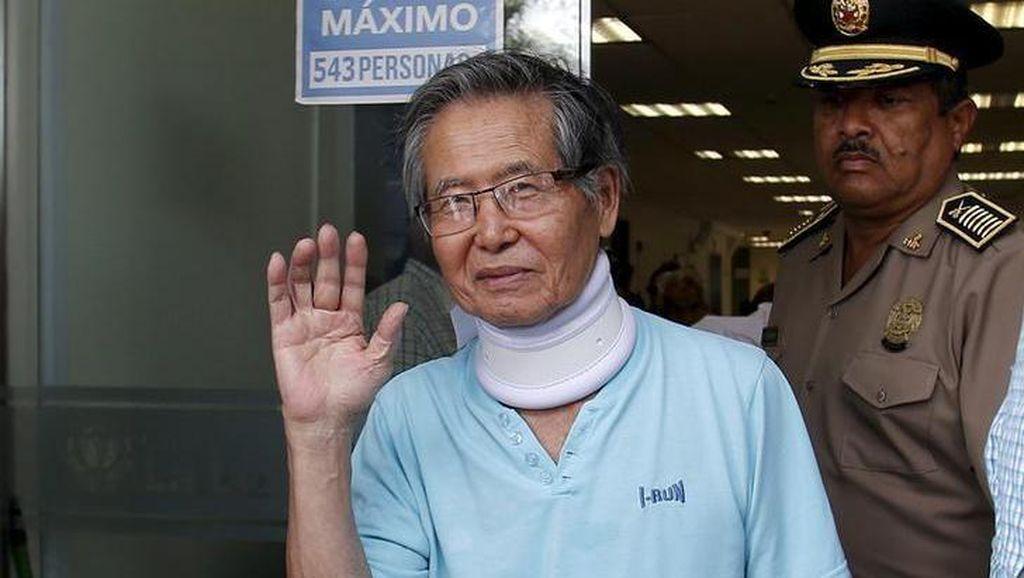Eks Presiden Peru Diadili Atas Sterilisasi Paksa Ribuan Wanita