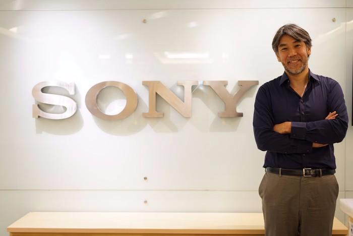 Kazuteru Makiyama, Presiden Direktur Sony Indonesia (Foto: Sony Indonesia)