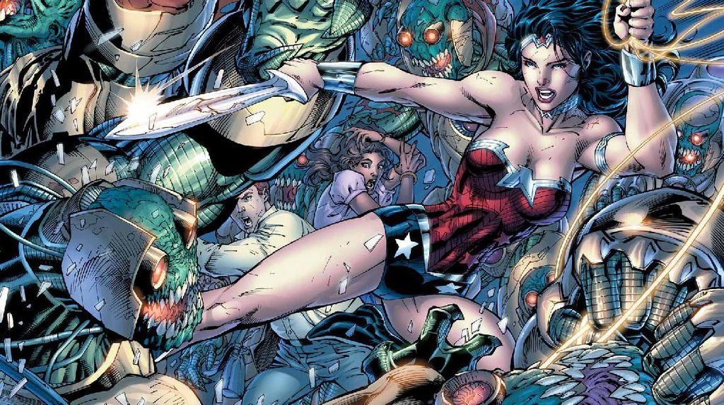 Pembaca DC Senang Komik Wonder Woman Digarap Penulis Ms. Marvel