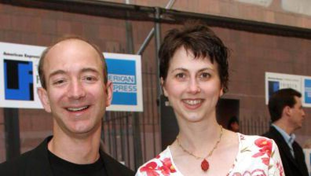 Mau Cerai, Jeff Bezos Takkan Terkaya di Dunia Tanpa Istrinya
