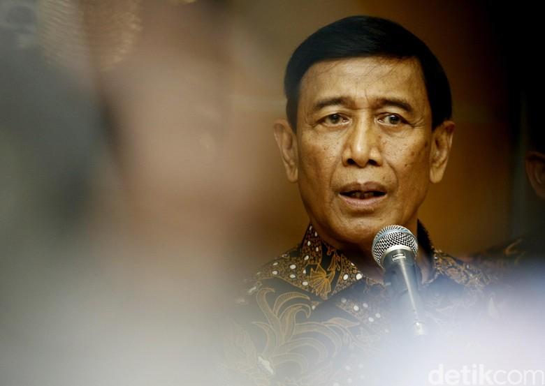 Wiranto Cerita Cara Pembubaran Ormas: Berbelit Bila Ingin Sesuai UU