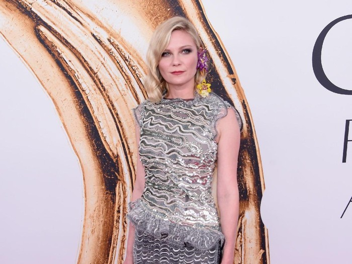 HOLLYWOOD, CA - FEBRUARY 26:  Actor Kirsten Dunst attends the 89th Annual Academy Awards at Hollywood & Highland Center on February 26, 2017 in Hollywood, California.  (Photo by Frazer Harrison/Getty Images)