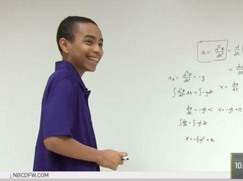 Baru 14 Tahun, Anak Ini Lulus Kuliah dengan Gelar Sarjana Fisika