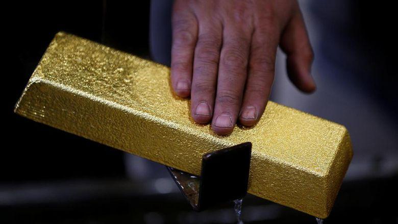 Begini Proses Pembuatan Emas Batangan Di Turki
