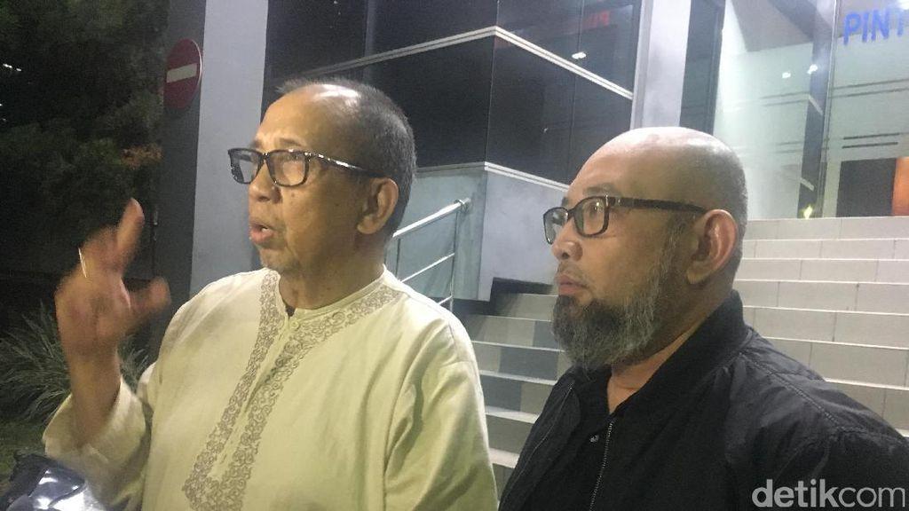 Alex Asmasoebrata Polisikan Bendum Kodrat atas Dugaan Pemukulan