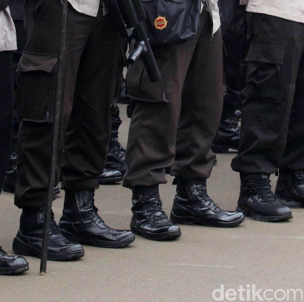 3.660 Personel Gabungan Amankan Deklarasi Kampanye Damai Besok