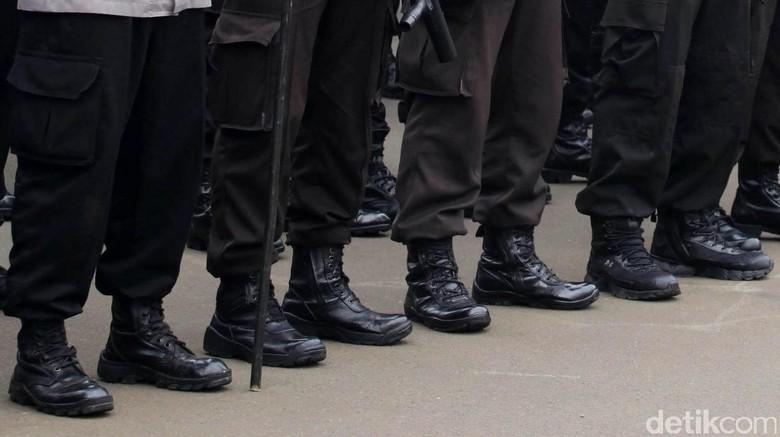Polisi Halau 21 Orang di Lumajang yang Niat Demo ke Jakarta