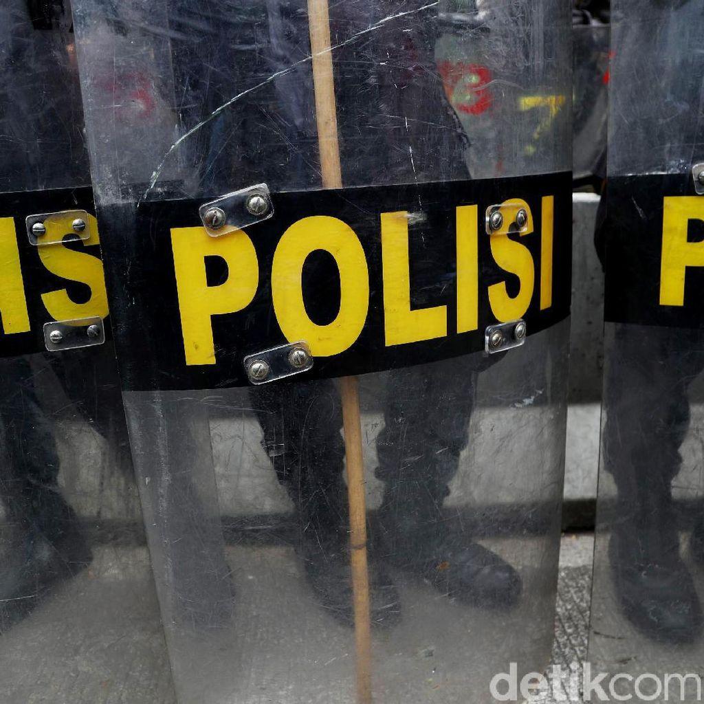 Polisi: Penebas Tangan Anak SMK hingga Putus Berbaju Pramuka-Topi Putih