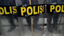 6 Ribu Personel Gabungan Amankan Demo Buruh di DPR